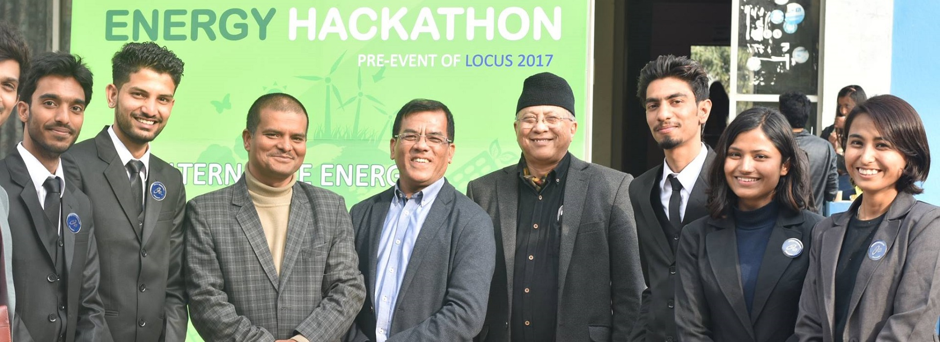 Energy Hackathon Conducted By Locus